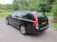 2009 (09) Volvo V50 1.6 Diesel DRIVe S 5dr Estate *FULL SERVICE HISTORY* LONG MOT*