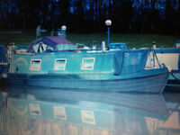 Narrow boat 35foot