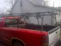 Ladder rack. GMC. Chev, Pickup.