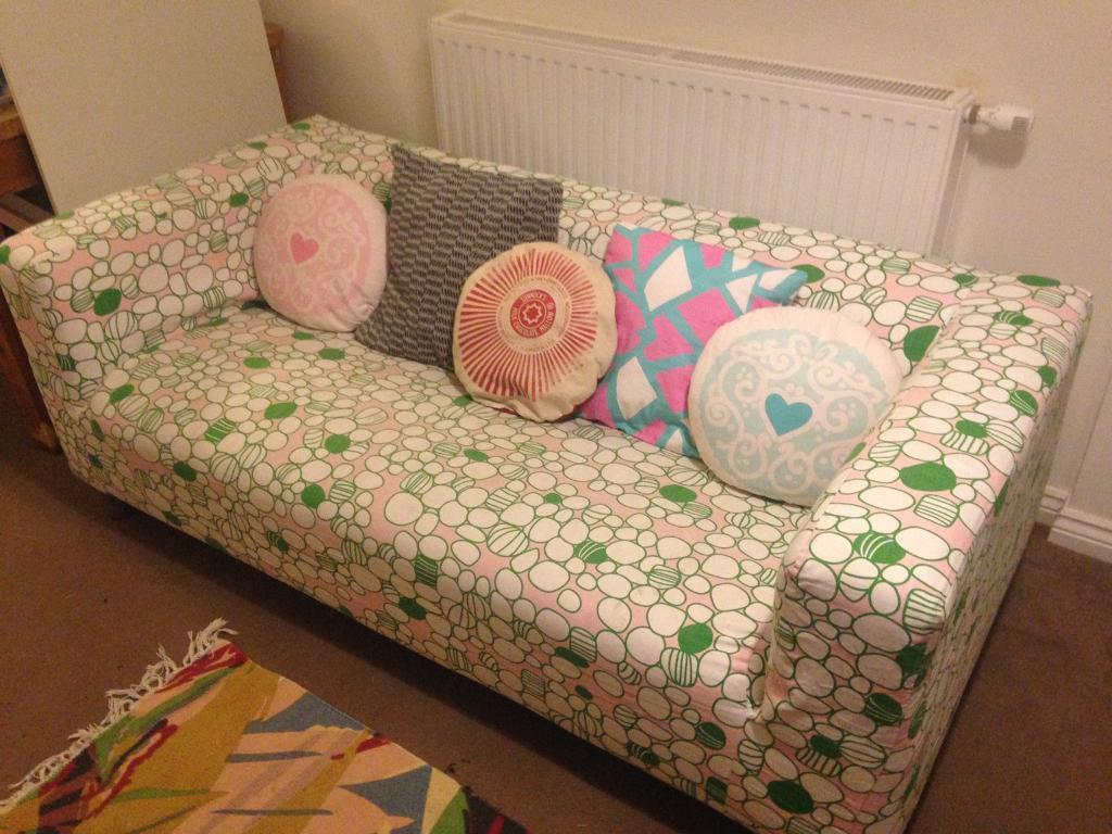 IKEA KLIPPAN COUCH with 2x COVERS (Free Delivery)