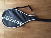 Dunlop tennis racket, hardly used
