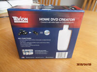 Tevion (Aldi) Home DVD Creator - Turn Old Tapes into DVDs