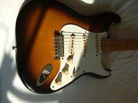 Fender Japanese Vintage JV Squier '57 Stratocaster electric guitar - Japan - '80s