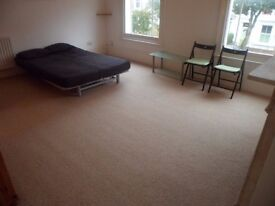 A recently refurbished spacious fully self contained first floor studio flat. (Ref: 12165WR)