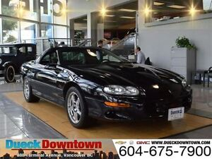 2002 Chevrolet Camaro Z28  - Low Mileage