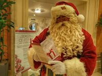 Santa Claus  - Your kids will believe! You might just too!