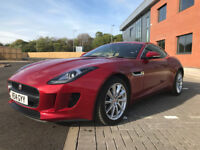 2014/14 Jaguar F Type V6 - 1 Owner, Low Mileage, Warranty