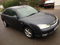 FORD MONDEO 2007 NEDGE 1.8 PETROL 117K MILES MANUAL GOOD CONDITION 950 POUNDS THANKS
