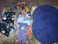 Boys rugs and bedding