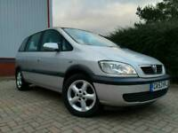 2003/53 VAUXHALL ZAFIRA ACTIVE *2 OWNERS SERVICE HISTORY IMMACULATE CONDITION*
