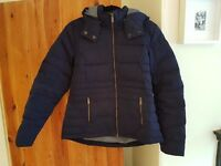 Fat Face Ladies 'Puffa' Jacket size 16 (as new)