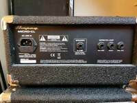 Bass Guitar Amp Ampeg Micro Cl Stack