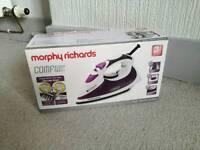 Morphy richards iron