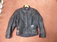 Furygan Kevlar Reinforced Leather Bike Jacket