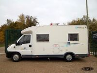 Fiat Chausson Welcome 55 - 2005/05 for sale at Kent Motorhome Centre