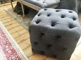 Next Home pouffe or stool