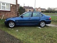 Swap my BMW 316i 2001