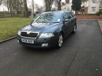 "2006 SKODA OCTAVIA ELEGANCE ESTATE 2.0 TDI ""FSH + DRIVES VERY GOOD + GREAT WORKHORSE"""