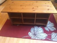 IKEA Leksvik Coffee Table/ TV Unit