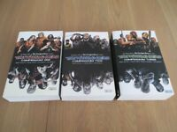 The Walking Dead Compendium Vols. 1 / 2 / 3 - Perfect Condition
