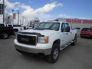 2013 GMC Sierra 3500HD Work Truck | Leather | Power Locks
