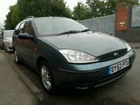 2002/52 FORD FOCUS 1.6 ESTATE MOT NOV
