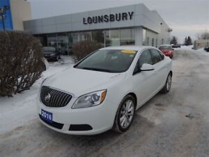 2016 Buick Verano CX - LOW MILEAGE AND FACTORY WARRANTY!