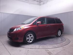2012 Toyota Sienna CE A/C 7 PASSAGERS BANC CAPITAINE MAGS