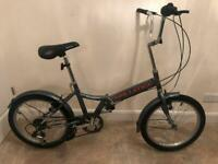 New Challenge folding bike*Delivery 07982683218
