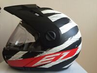 Schuberth E1 Motorcycle Helmet Size Large (57 - 59), as new £400