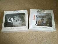 U2 'Boy' & 'October' collector packs