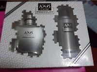 Axis Caviar Premium Eau de Toilette Gift Set