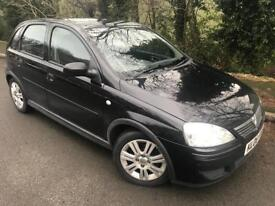 AUTOMATIC VAUXHALL CORSA 1.4 ACTIVE ONLY 54k FULL VAUXHALL SERVICE HISTORY!!!!