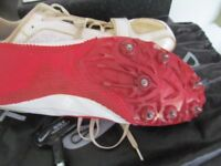 Nike Sprint spikes size 12