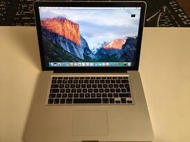 MacBook Pro (mid-2012 15.4 inch) SWAP