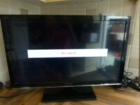 Panasonic 32 inch LCD Television with remote