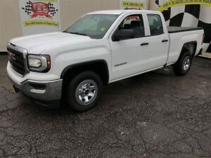 2016 GMC Sierra 1500 Super Cab, Automatic, Tonneau Cover