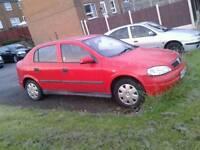 Vauxhall Astra 2002 mk 4 - Repair/Project