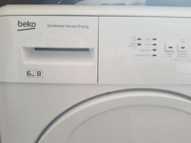 Beko Condenser Tumble Dryer 6kg