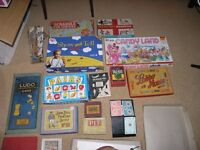 15 Vintage Games inc Fit Bits,Skudo.Pit, Lotto House ,Silhouettes