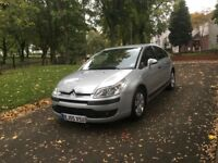 2005 CITROEN C4 SX HDI 5DR 1.6 DIESEL **DRIVES SUPERB + GREAT FAMILY CAR + NEW CLUTCH**