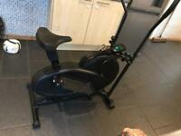 Cross trainer wer sports £50 Ono