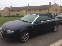 Audi A4 convert