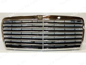 94 95 Mercedes Benz E Class W124 Style Assembly Grille 1994 1995 Grill