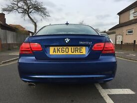 BMW 3 SERIES 320d SE AUTO FULL SERVICE HISTORY