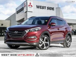 2016 Hyundai Tucson Limited 1.6T–One Owner–Accident Free–Navigat