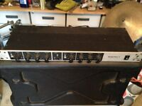Zoom Studio and Behringer Dualfex 19 inch rack units