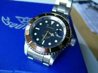 Squale heritage automatic divers watch