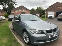 BMW 3 Series 325i Petrol E91