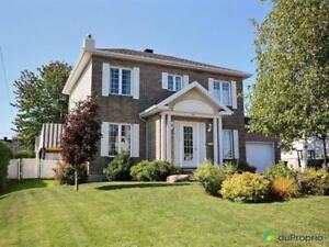 389 000$ - Maison 2 étages à vendre à St-Nicolas